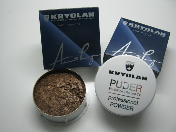 Kryolan Satin Powder-0